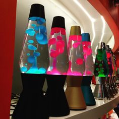Groovy Lava Lamps To Light Up Your Room From Five Below