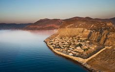 Monemvasia, the medi