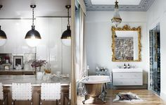 Be Inspired by Jo Hamilton Interiors for Your Home | See more @ http://www.bykoket.com/inspirations/interior-and-decor/inspired-hamilton-interiors-home