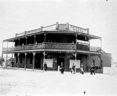 Dandenong House Hotel at Foster St,Dandenong,Victoria.