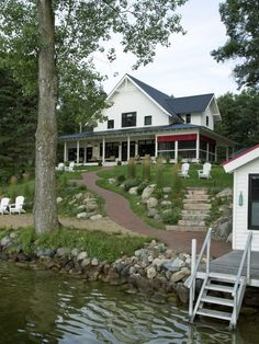 Lake House Decor Design, Pictures, Remodel, Decor and Ideas - page 2