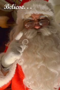 #believe #santa