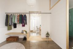 Apartments In Barcelona by Spanish Studio Nook Architects | not a paper house