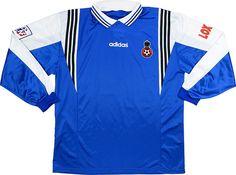OGC Nice (France) - 1996/1997 Adidas Away Shirt