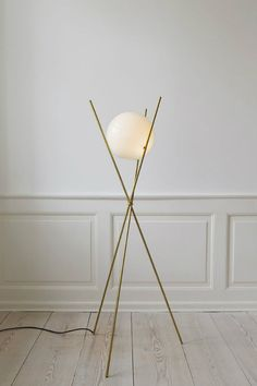 Michael Anastassiades | Modern floor lamp designs that you'll love | See more at  http://modernfloorlamps.net/modern-floor-lamp-designs-youll-love/
