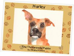 Grizzlie Books | Harley, The Throwaway Puppy