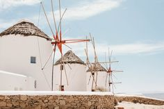 Pure Cycladic beauty! #Mykonos #Cyclades #windmills #mykonoswindmills #mykonostown #mykonosisland #mykonos2020 #greekislands #mykonosgreece #mykonosisland Mykonos Town, Mykonos Greece, Mykonos Villas, Landscape Bricks, Landscaping Equipment, Landscaping Shrubs, Mykonos Island, Traditional Landscape, Green Lawn