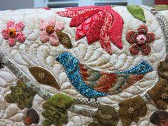 Katrina's Quilting: Ellen Borg's 'Phebe' quilt