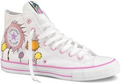 Seuss x Converse Chuck Taylor All Star - The Lorax Collection Disney Converse, Kids Converse, Converse Shoes, Converse Chuck Taylor All Star, Converse All Star, Cute Shoes, Me Too Shoes, The Lorax, Crazy Shoes