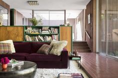 21 Spaces with Incredible Storage on The Study: The @1stdibs Blog | https://www.1stdibs.com/blogs/the-study/storage/