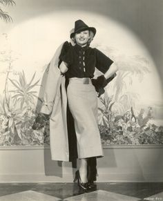 Carole Lombard (designed by Travis Banton)