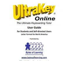 We recently had the opportunity to review the UltraKey Online 1-year Family Subscription  from Bytes of Learning .   UltraKey Online...