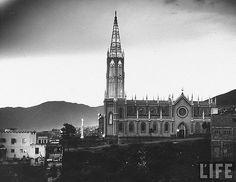 Exterior of the Church of Manrique. | by Alejandro Agudelo