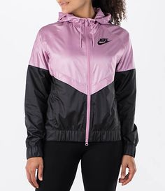 The Best Nike Hoodies Cute Swag Outfits, Sporty Outfits, Nike Outfits, Nike Hoodie, Nike Jacket, Teenager Outfits, Outfits For Teens, Dope Jackets, Nike Windrunner Jacket