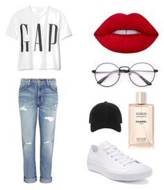 A fashion look from August 2017 featuring white top, frayed-hem jeans and converse shoes. Browse and shop related looks. Lime Crime, Converse, Shoe Bag, Polyvore, Stuff To Buy, Shopping, Collection, Shoes, Design