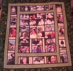 memory quilts from clothing | Memory Quilt
