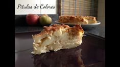Tarta de manzana light Low Carb Recipes, Healthy Recipes, High Protein Low Carb, Pound Cake, Pie, Make It Yourself, Sweet, Desserts, Youtube