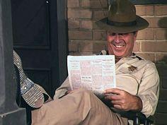 Running for office: Sheriff Ep Bridges
