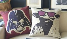 "For the fan who has a hipster side. | Community Post: 16 Out Of This World Etsy Finds All ""Star Wars"" Fans Will Love"