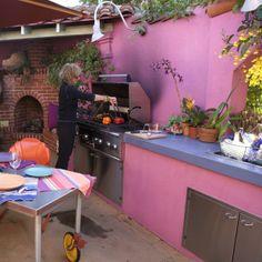 Küche-Ideen für Ihren Garten