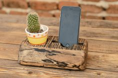 Wooden+stand+for+iPhone,+iPhone+8+dock,+Samsung+wood+station,+Solid+wood+iPhone+stand,+Dock+station,+Home+decor,+Samsung+Galaxy+stand,+Wooden+phone+holder