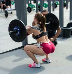 Front squat |