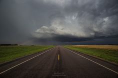 """Highway don't care - 4/24/2016 5:30pm east of Centerville, South Dakota. Canon EOS 6D Rokinon 14mm f2.8 @ 1/160s f8 100iso  Prints - <a href=""""http://homegroenphotography.com/"""">HomeGroenPhotography.com</a>"""
