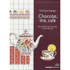 """Livro """"Chocolat, thé, café"""" Art. 14458/1 - Livros - DMC"""