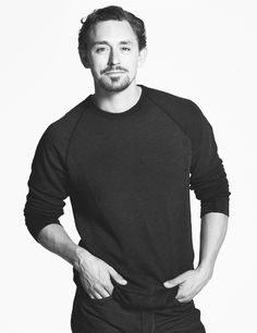 JJ Feild. He looks like a mixture of Tom Hiddleston and Lee Pace... Which is very good...