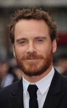 That ginger beard.......