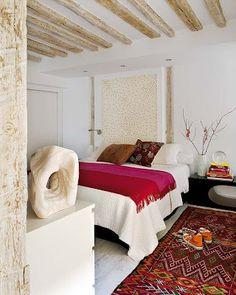 La Boheme bedroom