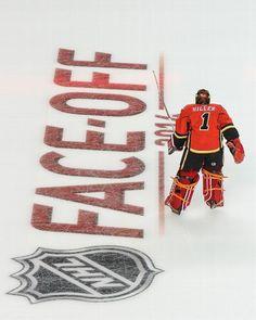 Jonas Hiller Pictures - Calgary Flames - ESPN Hockey Goalie, Hockey Players, Hockey Crafts, Play Hard, Espn, Calgary, Nhl, Workouts, Entertainment