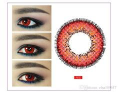 698 best contact lenses for halloween images coloured contact