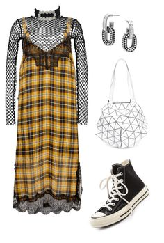 Untitled #2117 by lucyshenton on Polyvore featuring polyvore fashion style Dries Van Noten Converse Bao Bao by Issey Miyake John Hardy Tom Ford clothing