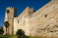 Alcázar de Jerez. Torre Octogonal