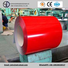Roofing Sheet SGCC PPGI in Coils Prepainted Galvanized Steel in Coils http://www.tjsdrcsteel.com
