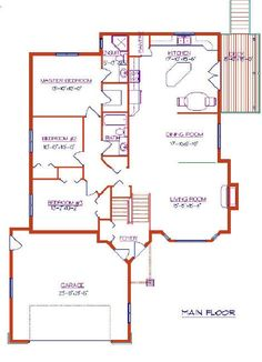 Bi-Level with Finished Basement Total Living Area: 1585 sq ft. Upper Floor 1510 sq ft Lower Floor Width: With Garage Depth: Bedrooms: 5 Bathrooms: 3 Living Area, Foyer, Basement, House Plans, Bathrooms, Garage, Floor Plans, Flooring, Canning