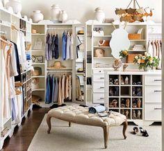 Closet Creation