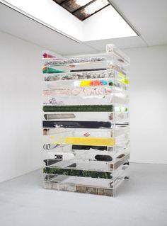 Écorché by Nick van Woert Exhibition Display, Exhibition Space, Artistic Installation, Art Sculpture, Environmental Art, Art Object, Public Art, New Art, Contemporary Art