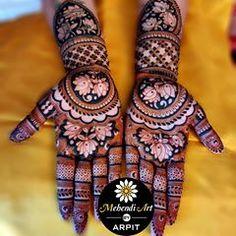 arpit mehendi artist (@mehendi_art_by_arpit) • Instagram photos and videos Peacock Mehndi Designs, Mehndi Designs Book, Mehndi Designs 2018, Modern Mehndi Designs, Dulhan Mehndi Designs, Mehndi Design Pictures, Wedding Mehndi Designs, Mehndi Patterns, Mehendi