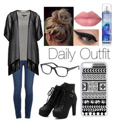 """Daily Outfit"" by blue-beat-2 ❤ liked on Polyvore featuring Paige Denim, rag & bone, Maxima, LORAC, CellPowerCases and Tom Ford"