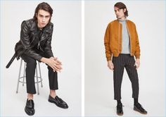 Men's Style :: Step your daily style game up with a look at Revolve Man's latest edit. The California-based retailer tackles the everyday casual ensemble with a sleek fashion-forward approach. Items such as the leather biker jacket add a cool element to pleated trousers, while an elongated granddad collared shirt makes a statement in itself. Discover Revolve's inspiring... [Read More] The post Casual Style Elevated: 6 Revolve Looks Which Inspire appeared first on The Fashionisto.