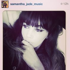 The gorgeous Samantha Jade wearing our horseshoe bracelet ... @samantha_jade_music #samantha_jade_music @sjademusic - @Claire Aristides Fine Jewels- #webstagram