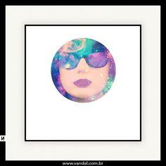 girl, garota, universo, desenho, céu, universe