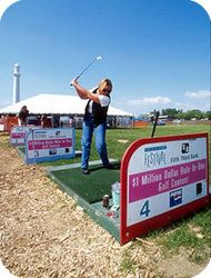 Event : $1 Million Dollar Hole In One Ladies Day : Kentucky Derby Festival