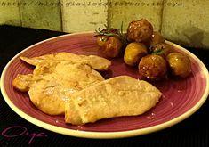 Petto di pollo tenero al vino bianco, ricetta semplice