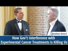 """In this video, cancer researcher Ty Bollinger speaks with constitutional atty Jonathan Emord (""""The FDA Dragonslayer"""") about government interference with alternative and experimental cancer treatments. Specifically the case of Jim & Donna Navarro seeking treatment at the Burzynski clinic for their 4-yr-old son Thomas Navarro and the reaction from the medical establishment and the government. The full interview is part of """"The Quest For The Cures Continues"""" docu-series. // The Truth About…"""