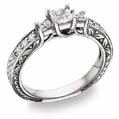 Image detail for -Vintage Wedding Rings » vintage-wedding-rings