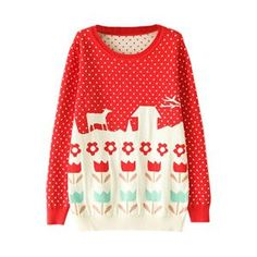 ✿ ❀ Fashion Pins All in one ❀ ✿ #Pariscoming Album for all fashional polka dot style,Plz click for more...>>Next . Red Long Sleeve Polka Dot Flower Pattern Jumper ❤like it , buy now ❤>> http://pariscoming.com/en-red-long-sleeve-polka-dot-flower-pattern-jumper-p152690.htm