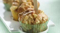 Caramel Apple Biscuit Pops